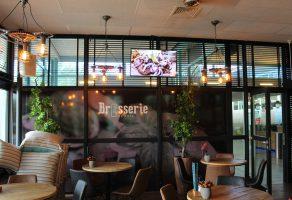 Project De Kulk, Digitale, Reclame, Menu, TV