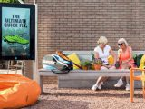 Digitale Outdoor schermen, Digitale Reclame, Seizoen, Verplaatsbaar, MENUDigitaal