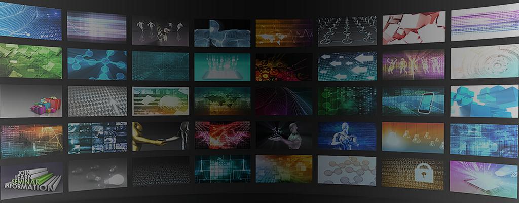 Digitaal Presentatie, MENUDigitaal, Producten