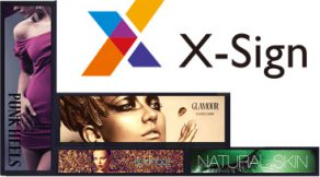 X-Sign, Software, Digitale Schermen, MENUDigitaal